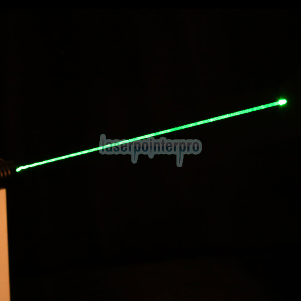 200mW 532nm Green Laser Pointer Pen with 18650 Battery