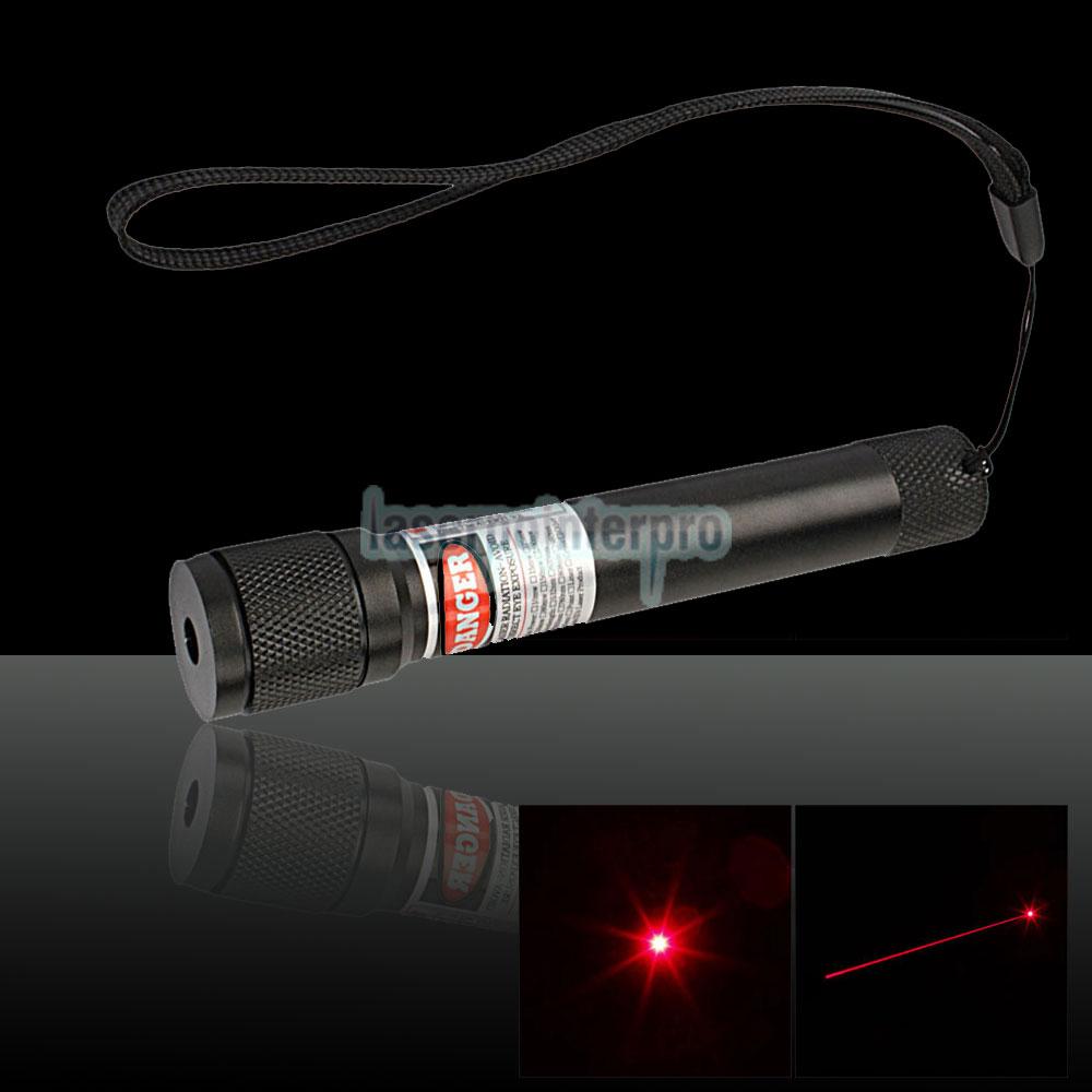 250mw 650nm lampe de poche style pointeur laser rouge pen avec deux cr2 batterie. Black Bedroom Furniture Sets. Home Design Ideas