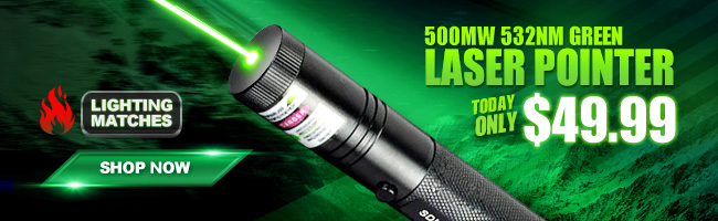 500mw Laser Pointer