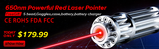 Ponteiro laser 2000mw