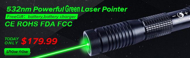 Ponteiro laser 3000mw
