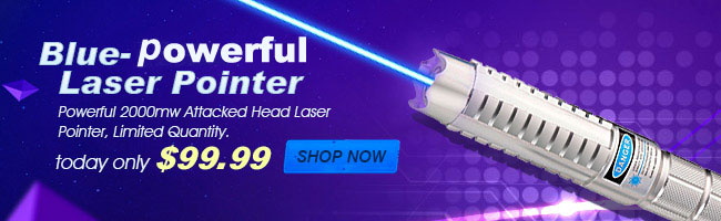 Blue Violet Laser_Pointer