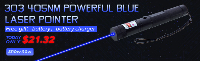 Ponteiro laser 200mw