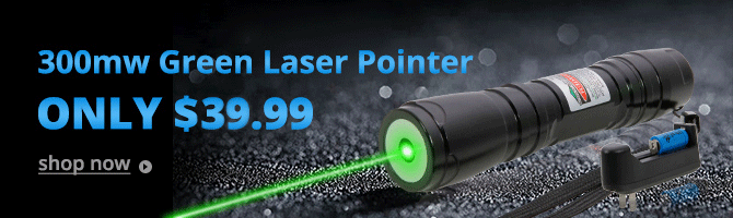 300mw Laser Pointer