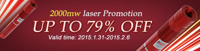 2000mw Laser Pointers