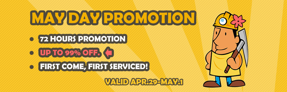 Mayday Promotion