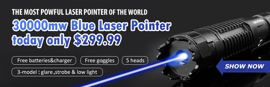 Laser Pointers 
