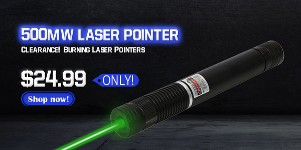 Funny Red Laser Pointer Pen 1mW