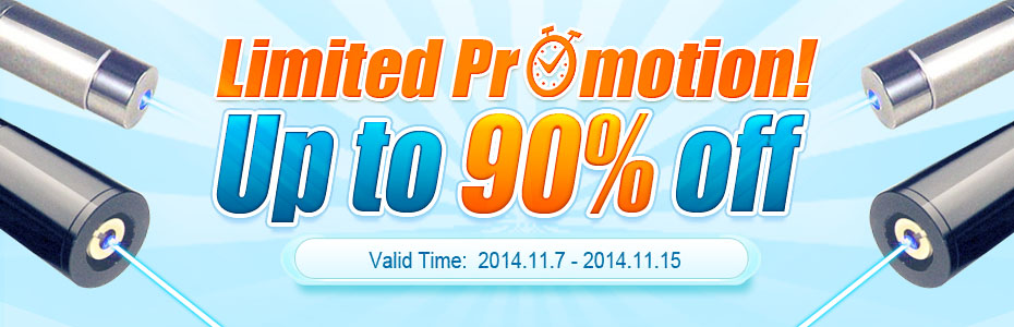 Limited promotion