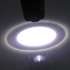 UltraFire S2 Focusing White Strong Light Flashlight LED 10W 1200 Lumens 500m Black
