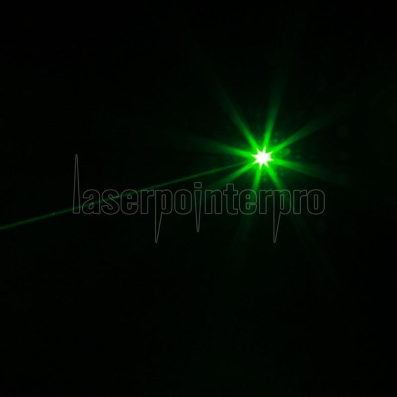 400mw 532nm Gr 252 N Strahl Licht Laserpointer Schwarz 853