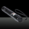 2Pcs 400mW 532nm feixe de luz verde Laser Pointer Pen Preto 853