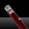 100mW 650nm Red Beam Light Single-point Rechargeable Laser Pointer Pen Red