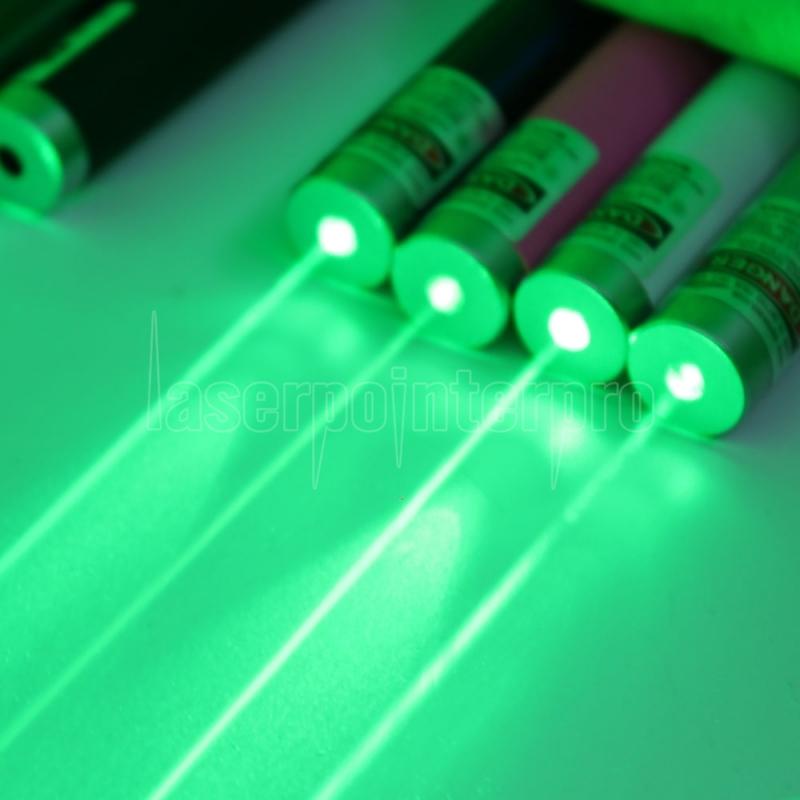400mw 532nm Vert Usb Rechargeable Fine Copper Laser