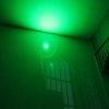 LT-9500 500mW 532nm Green Laser Beam Laser Pointer Pen with Rear Switch Black
