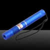 500mW 532nm Green Beam Light Focusing Portable Laser Pointer Pen Blue LT-HJG0085