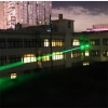 LT-XE88 300mW 532nm Green Beam Light Waterproof Laser Pointer Pen Silver