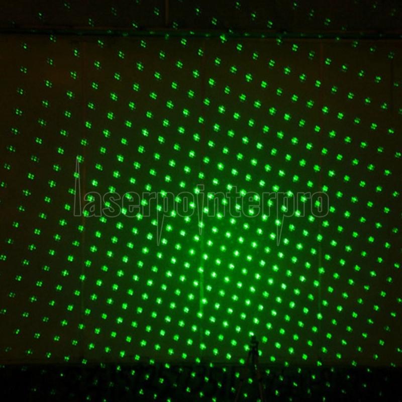300mw 532nm Green Beam Light Zooming Laser Pointer Pen