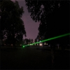 300mw 532nm Green Laser Beam Laser Pointer Pen with USB Cable Black