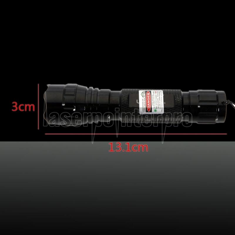 Gr 252 Ner Laser Zeiger 500mw 532nm Mit Batterie Und