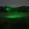 500mw 532nm Green Beam Light Starry Sky Light Style Todo acero puntero láser Pen Color brillante del metal