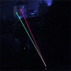 50mw 532nm Red & Green Beam Light Starry Sky Light Style Laser Pointer Pen Set Black