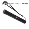 Laser 303 SHARP EAGLE 300mW 405nm Purple Light Waterproof Aluminum Laser Pointer Cigarette & Matchstick Lighter Black