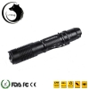 UKing ZQ-A13 5000 mW 532nm Grün Strahl Single Point Zoomable Laserpointer Schwarz