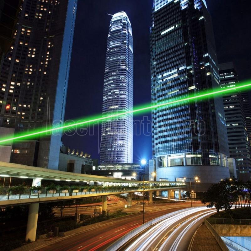 Uking Zq J12l 500mw 520nm Pure Green Beam Single Point