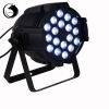 UKing ZQ-B35 240W 18-LED 4-in-1 RGBW Light Sound Control Auto DMX512 Master-slave Synchronization Modes Stage Light Black