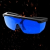 UKing ZQ-YJ05 650-700nm Red Laser Pointer Eyes Protective Eyewear Goggles Blue