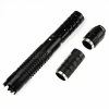 UKing ZQ-j8 30000 mW 445nm Blue Beam 3-Mode Zoomable 5-em-1 Caneta Laser Pointer Kit Preto