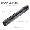 UKing ZQ-J32 5mW 532nm & 650nm doppeltes Licht 5 in 1 USB Laser Pointer
