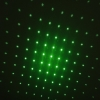 50mW Profesional Gypsophila Light Pattern Green Laser Pointer Verde