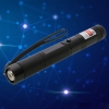 Laser 303 200mW Professional Blue Laser Pointer Suit with 18650 Battery & Charger Black