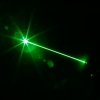 2Pcs 300mW Grid Pattern Professional Green Light Laser Pointer Suit with Battery & Charger Black