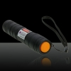 100MW Professional Purple Light Laser Pointer with Box (CR123A Lithium Battery) Black