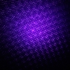 10mW Middle Open Starry Pattern Purple Light Naked Laser Pointer Pen Red