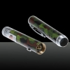 100mW Mitte Open Starry Pattern Rotlicht Naked Laserpointer Camouflage Farbe