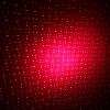 300mW Middle Open Starry Pattern Luz roja Naked Laser Pointer Pen Blue