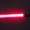 5MW Red Laser Pointer Lined-estilo Laser Módulo Prata