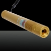 200mW 532nm Focus Green Beam Light Laser Pointer Pen with 18650 Rechargeable Battery Yellow