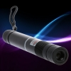 5mW 532nm Focus Green Beam Light Laser Pointer Pen with 18650 Rechargeable Battery Black