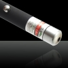 10mW 532nm Mid-open Green Laser Pointer Pen (with two AAA batteries)