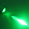 10mW 532nm Mid-open Green Laser Pointer Pen (avec deux piles AAA)