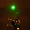 100mW 532nm Mid-open Fixed Focus Green Laser Pointer Pen