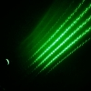5 em 1 50mW 532nm Mid-aberto Kaleidoscopic Green Laser Pointer Pen
