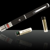 2pcs 100mW 405nm Mid-aberto azul-violeta Laser Pointer