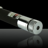 200mW 532nm Mid-open Kaleidoscopic Caneta Laser Pointer Verde com 2AAA Bateria