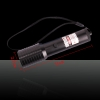 100mW 650nm Flashlight Style 1010 Type Red Laser Pointer Pen with 16340 Battery